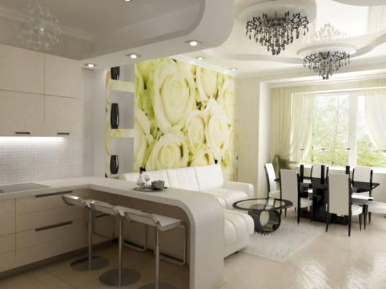 Квартира 60 кв дизайн